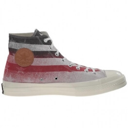 Кеды (Оригинал) Converse Chuck Taylor All Star 70 Ox Высокие Красные (Casino)
