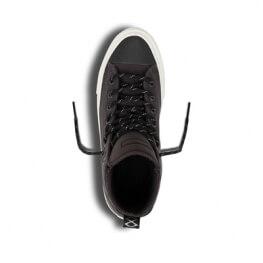 Ботинки (Оригинал) Converse Chuck Taylor All Star II Shield Canvas Boot Высокие Чёрные (Black)
