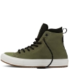 Ботинки (Оригинал) Converse Chuck Taylor All Star II Shield Canvas Boot Высокие Зелёные (Green)