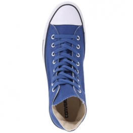 Кеды (Оригинал) Converse Chuck Taylor All Star Hi Blue Jay Высокие Синие (Blue)