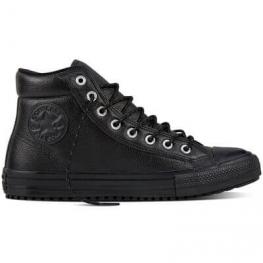 Ботинки (Оригинал) Converse Chuck Taylor All Star Boot PC Высокие Чёрные  (Black)