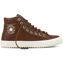 Ботинки (Оригинал) Converse Chuck Taylor All Star Boot PC Высокие Коричневые (Brown)