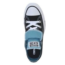Кеды Converse ® Оригинал Чёрные Низкие — Женские Конверсы — 549602C