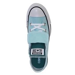 Кеды Converse ® Оригинал Бирюзовые Низкие — Женские Конверсы — 549602C
