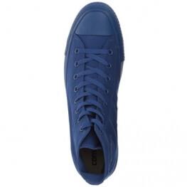 Кеды (Оригинал) Converse Chuck Taylor All Star Hi Mono Высокие Синие (Blue)