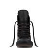 Ботинки Converse ® Оригинал Чёрные Высокие — Женские Конверсы — 553387C