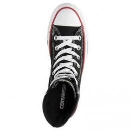 Кеды Converse ® Оригинал Чёрные Высокие — Мужские Конверсы — 549587F