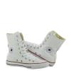 Кеды Converse ® Оригинал Белые Высокие — Мужские Конверсы — 549588F