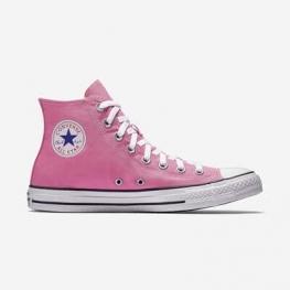 Кеды Converse ® Классические Розовые Высокие — Женские Конверсы — M9006C