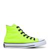 Кеды Converse All Star Высокие Ярко-Жёлтые Женские Конверсы 153909F (Volt)