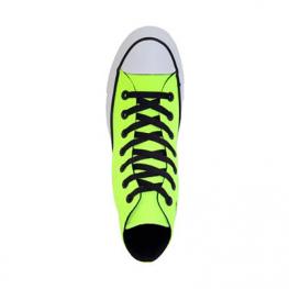 Кеды Converse ® Оригинал Жёлтые Высокие — Женские Конверсы — 153909F