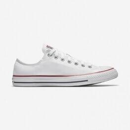 Кеды Converse ® Классика Белые Низкие — Мужские Конверсы — M7652C