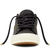 Кеды (Оригинал) Converse Chuck Taylor All Star One Star Piping Чёрные (Black)