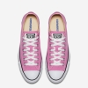 Кеды (Оригинал) Converse Chuck Taylor All Star Ox Низкие Розовые (Pink)