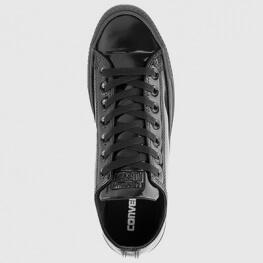 Кеды Converse ® Оригинал Чёрные Низкие — Мужские Конверсы — 153232C