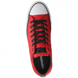 Кеды (Оригинал) Converse Chuck Taylor All Star Quilted Ox Низкие Красные (Red)