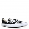 Кеды (Оригинал) Converse Chuck Taylor All Star Shoreline Slip On Чёрные (Black)
