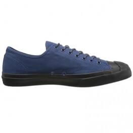 Кеды Converse Jack Purcell Низкие Тёмно-Синие Женские Конверсы M476W65 (Navy)