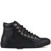 Ботинки Converse ® Оригинал Высокие Чёрные — Женские Конверсы — 157686C