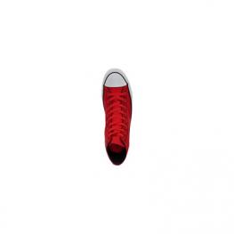 Кеды (Оригинал) Converse Chuck Taylor All Star Kurium Высокие Красные (Red)
