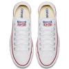 Кеды Converse ® Классические Белые Низкие — Женские Кожаные Конверсы — 132173C