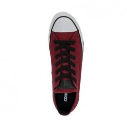Кеды Converse ® Оригинал Бордовые Низкие — Женские Конверсы — 151059F