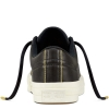 Кеды Converse ® One Star Низкие Чёрные — Женские Кожаные Конверсы — 159701C