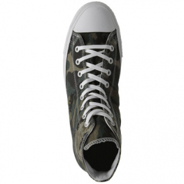 Кеды (Оригинал) Converse Chuck Taylor All Star Tri-Panel Camo Khaki Palm Высокие Зелёные (Green)